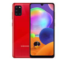 Смартфон Samsung Galaxy A31 4/128GB Red UACRF