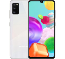 Смартфон Samsung Galaxy A41 4/64GB White (SM-A415FZWD)