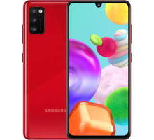 Смартфон Samsung Galaxy A41 4/64GB Red (SM-A415FZRD)