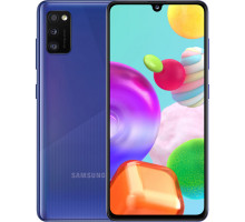 Смартфон Samsung Galaxy A41 4/64GB Blue (SM-A415FZBD)