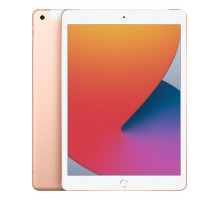 Планшет Apple iPad 10.2 2020 Wi-Fi + Cellular 128GB Gold (MYMN2, MYN92)