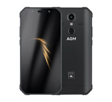 AGM A9 3/32GB Black