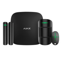 Комплект GSM сигнализации Ajax StarterKit Plus Black