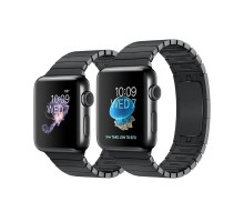 Apple Watch Series 2 38mm Space Black Stainless Steel Case with Space Black Link Bracelet (MNPD2)