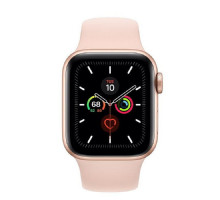 Apple Watch Series 5 GPS 40mm Gold Aluminum w. Pink Sand b.- Gold Aluminum (MWV72)