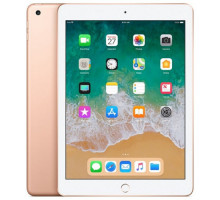 Планшет Apple iPad 2018 128GB Wi-Fi + Cellular Gold (MRM22)