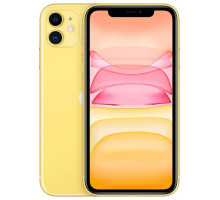 Смартфон Apple iPhone 11 128GB Yellow (MWLH2)