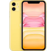 Смартфон Apple iPhone 11 256GB Dual Sim Yellow (MWNJ2)