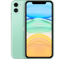 Смартфон Apple iPhone 11 64GB Dual Sim Green (MWN62)