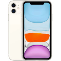 Смартфон Apple iPhone 11 64GB White (MWL82)