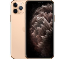 Смартфон Apple iPhone 11 Pro 256GB Dual Sim Gold (MWDG2)
