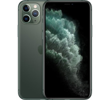 Смартфон Apple iPhone 11 Pro Max 64GB Dual Sim Midnight Green (MWF02)