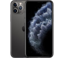 Смартфон Apple iPhone 11 Pro Max 64GB Dual Sim Space Gray (MWEV2)