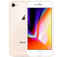 Смартфон Apple iPhone 8 Plus 128GB Gold (MX262)