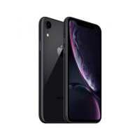 Apple iPhone XR Dual Sim 256GB Black (MT1H2)