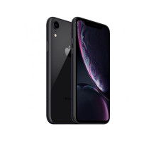 Apple iPhone XR Dual Sim 128GB Black (MT192)