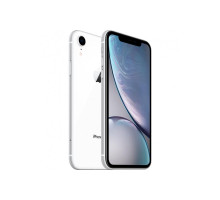 Apple iPhone XR Dual Sim 128GB White (MT1A2)