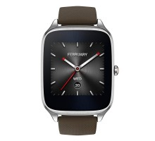 ASUS ZenWatch 2 WI501Q Silver Rubber Taupe (WI501Q-1B-GB1)