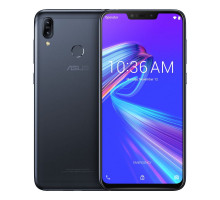 Смартфон ASUS ZenFone Max M2 4/32GB Midnight Black (ZB633KL-4J072EU)