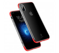 Baseus WIAPIPHX-YJ01 iPhone X Armor Case Red (WIAPIPHX-YJ09)