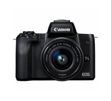 Canon EOS M50 kit (15-45mm) IS STM Black