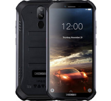 Смартфон DOOGEE S40 2/16GB Black