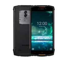 Смартфон Doogee S55 4/64Gb Black