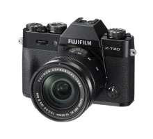 Fujifilm X-T20 kit (16-50mm) black