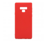 Чехол для Samsung Galaxy Note 9 Red Soft Case