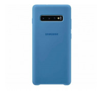 Чехол для Samsung Galaxy S10 Dark Blue  Soft Matte Case