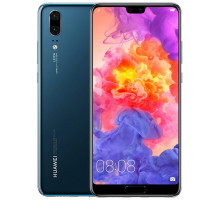 Смартфон HUAWEI P20 4/128GB Midnight Blue (51092GYB)