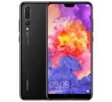Смартфон HUAWEI P20 Pro 6/128GB Black Single Sim