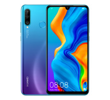 Смартфон Huawei P30 Lite 4/64GB Peacock Blue (Global Version)