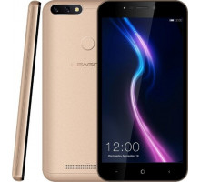 Смартфон Leagoo Power 2 Pro Gold
