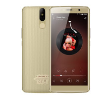 Смартфон Leagoo Power 5 Gold