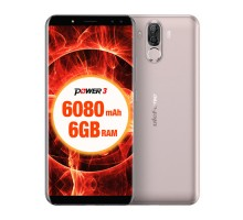Смартфон UleFone Power 3 6/64GB Gold