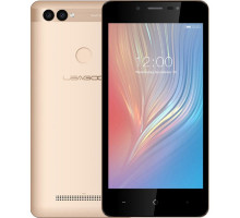 Смартфон LEAGOO Power 2 2/16GB Gold