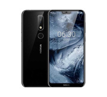 Nokia X6 6/64gb dual Black