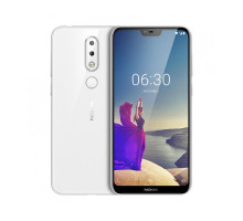 Nokia X6 4/64gb dual White