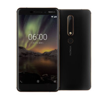 Nokia 6.1 3/32GB Black (11PL2B01A11)