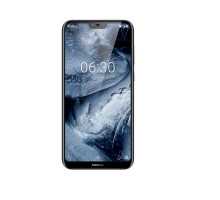Nokia X6 2018 6/64GB Black