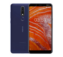 Смартфон Nokia 3.1 Plus DS Blue (11ROOL01A06)