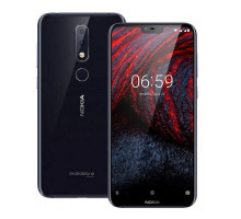 Nokia 6.1 Plus 4/64GB Dual Sim Blue
