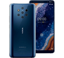 Смартфон Nokia 9 PureView 6/128GB Midnight Blue (11AOPL01A08)