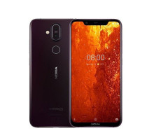 Смартфон Nokia X7 Dual Sim 4/64GB Iron Steel