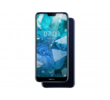 Смартфон Nokia 7.1 4/64GB Midnight Blue
