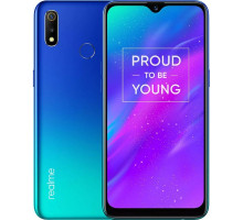 Смартфон Realme 3 3/32GB Radiant Blue