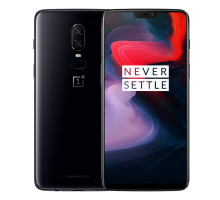 Смартфон OnePlus 6 8/256GB Mirror Black