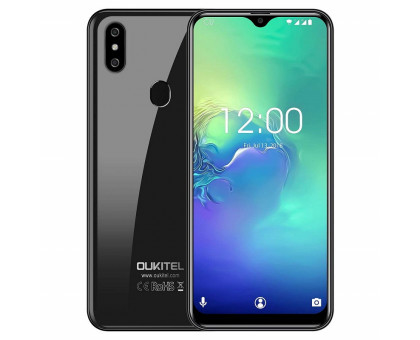 Смартфон Oukitel C15 Pro Plus 3/32GB Black