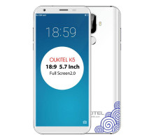 Смартфон Oukitel K5 2/16GB White